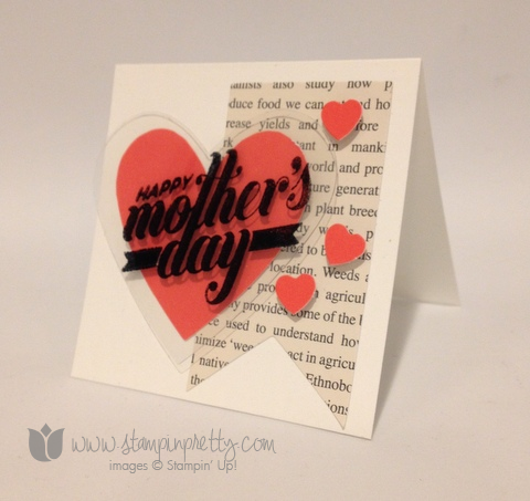 Stampin up stamping stamps it pretty paper pumpkin kit mothers day gift card ideas demonstrator blog