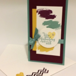 More Sneak Peeks!  Stampin' Up! Work of Art