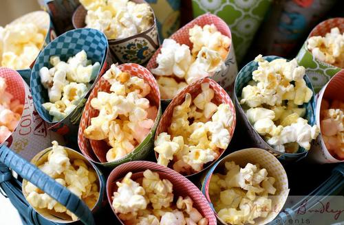 Stampin up natalie bradley popcorn
