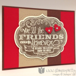 New Catalog Sneak Peek:  Friends Who Know
