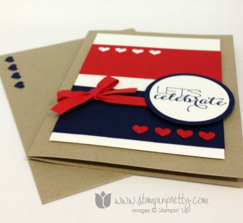 Stampin up stamps it stamping blog demonstrator mary fish pretty sumthin sumthin patriotic fourth of july card idea