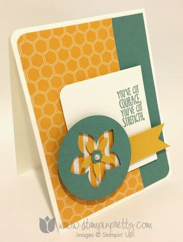 Stampin up stamping stamp it pretty flower fair framelit die something to say demonstrrator blog