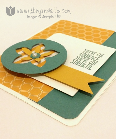 Stampin up stamping stamp it pretty flower fair framelits die something to say demonstrrator blog