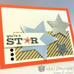 Seeing Stars for Mojo Monday!