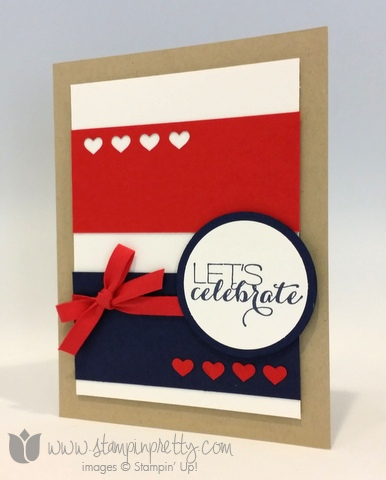 Stampin up stamp it stamping blog demonstrator mary fish pretty sumthin sumthin patriotic fourth of july card idea