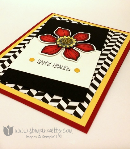 Stampin up stamping stamp it demonstrator blog catalogs beautiful bunch and many more card idea