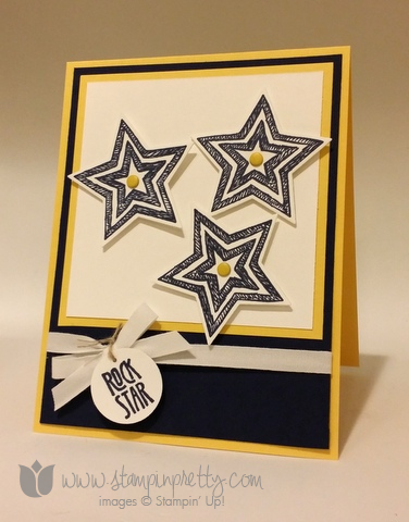 Stampin up stamping up star framelits dies be the stamp set card ideas demonstrator blogs