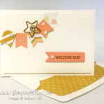 Simple Saturday: Lullaby Designer Series Paper