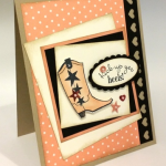 Kick Up Yer Heels for Stampin' Up! Blendabilities!
