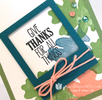 Stampin up stamping pretty for all things autumn fall holiday catalog demonstrators blog