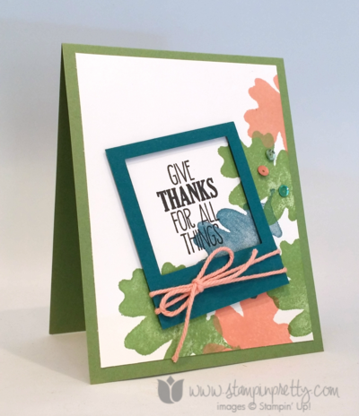 Stampin up stamping pretty for all things autumn fall holiday catalog demonstrator blogs