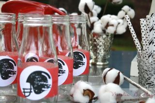 Diy tailgate party, stampin up tailgate party, UGA tailgate party ideas, uga party ideas19.IMG_0158