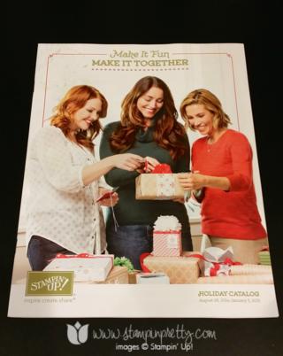Stampin up holiday catalog 2014