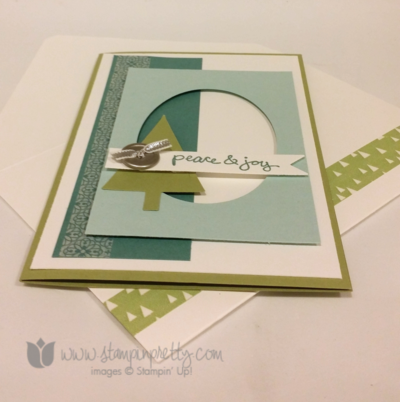 Stampin up stampin' up! good greetings mary fish washi tape