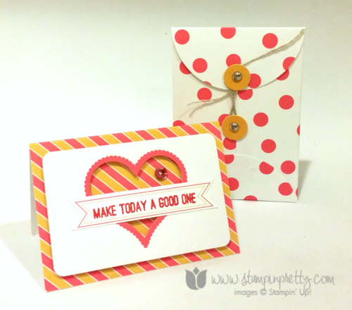 Stampin up stampin' pretty mary fish paper pumpkin card ideas
