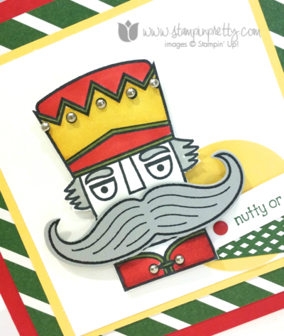 Stampin up stampin' up! mary fish santa stache ppa217 mustache