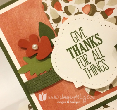 Stampin up stampin' up! mary fish for all things stamp sets pretty