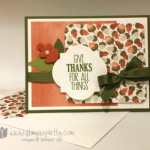 Let's Have a Fun Fall with Stampin' Up!
