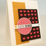 A Love Affair with the Stampin' Up! Hearts Border Punch