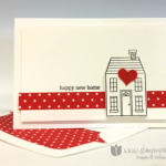 Simple Saturday:  Stampin' Up! Home for the Holidays