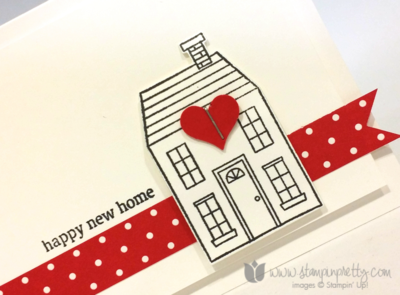 Stampin up stampin' up! holiday home homemade holiday framelits dies mary fish