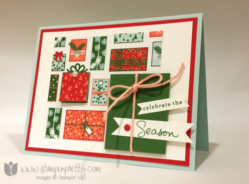 Stampin Up Endless Wishes Nordic Noel Holiday Cards & Ideas Mary Fish Stampin Pretty Stampinup Demonstrator Blog