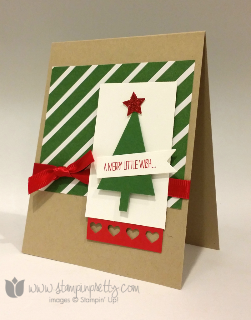 My Founder's Circle Swap Card Revealed! | Stampin' Pretty