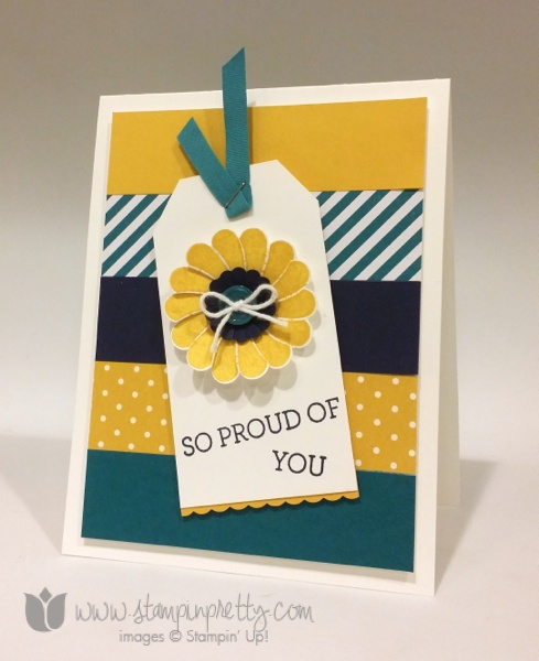 Stampin up stampin' up! stampinup mary fish blog pretty crazy about you