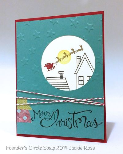 Stampin up stampin' up! stampinup stamping pretty mary fish sassy salutations