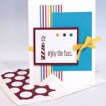 Big News Birthday Card PLUS Last Day Stamp, Stock & Save!