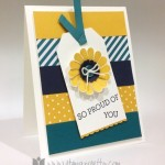 Stampin' Up! Sneak Peek:  Crazy About You!