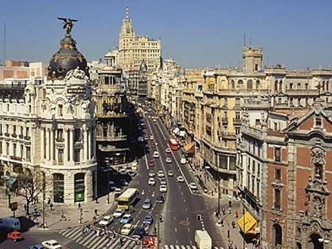 Madrid-all-inclusive-vacation-package