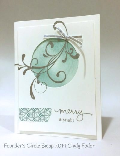 Stampin up stampin' up! stampinup stamping pretty mary fish endless wishes