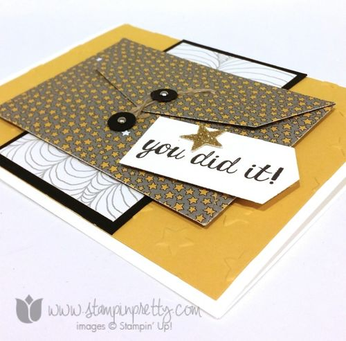 Stampin up stampin' up! stampinup stamping pretty mary fish gift cards bravo