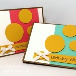 Twin Birthday Cards