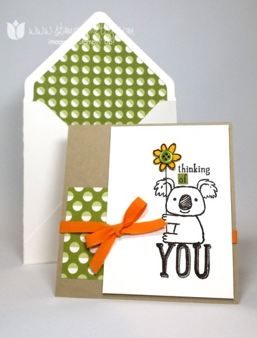 Stampin Up Kind Koala Love & Friendship Card Ideas Mary Fish Stampin Pretty Stampinup Demonstrator Blog