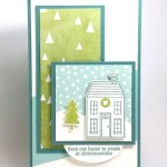 Sweet Holiday Home Card & On-Line SALE Starts Today!