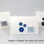 Simple & Pretty Note Cards in a Flash