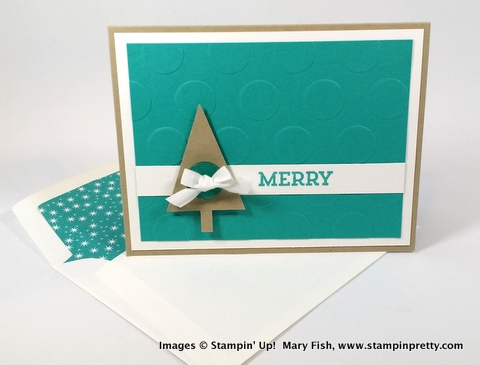 Stampin' up! stampin up stampinup stamping pretty mary fish tree punch 5