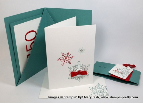 Stampin up stampin' up! stamping stampinup pretty mary fish endless wishes 2