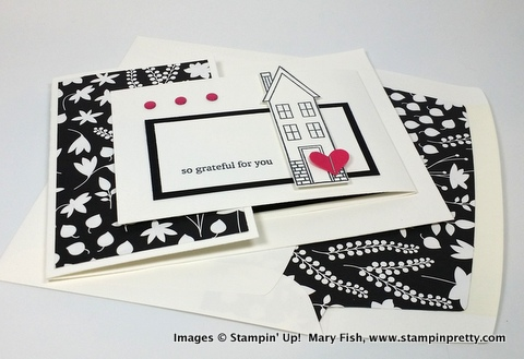 Stampin up stampinup stamping pretty mary fish holiday home 1