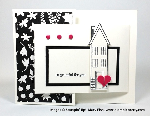Stampin up stampinup stamping pretty mary fish holiday home 2