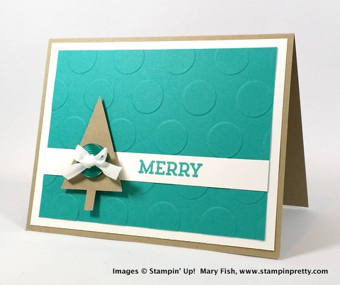 Stampin' up! stampin up stampinup stamping pretty mary fish tree punch 2