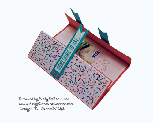 Kelly DeTommaso's Guest Stamper Flat