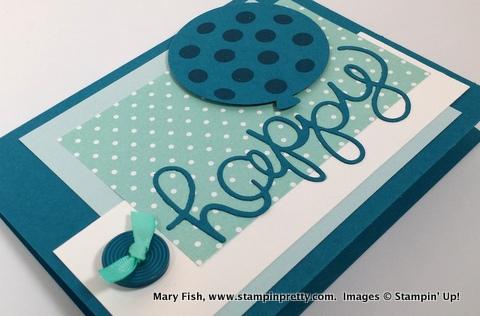 Stampin up stampin' up! stamping stampinup pretty mary fish celebrate today 3