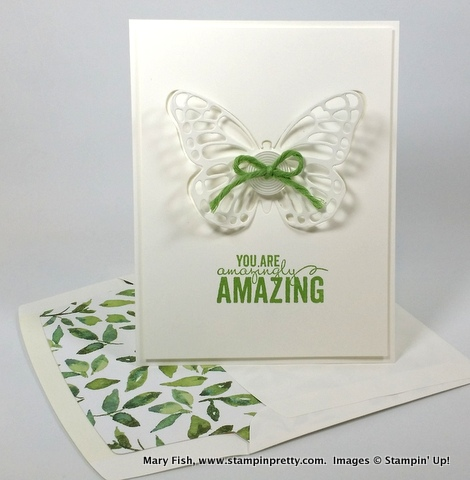Stampin up stampin' up! stamping stampinup mary fish pretty painted petals 1