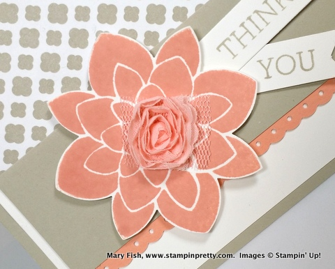 Stampin up stampin' up! stamping up stampinup crazy about you mary fish 2