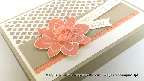 Stampin up stampin' up! stamping up stampinup crazy about you mary fish 3