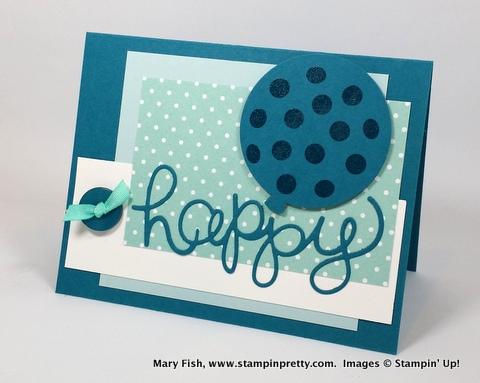 Stampin up stampin' up! stamping stampinup pretty mary fish celebrate today 1