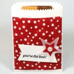 One of My Stampin' Up! Favorites:  Mini Treat Bag!